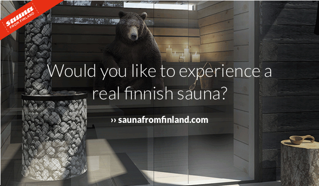 SaunafromFinland.com - experience real Finnish sauna