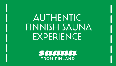 Authentic Finnish Sauna Experience